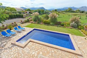 Pool Puerto Pollensa villa
